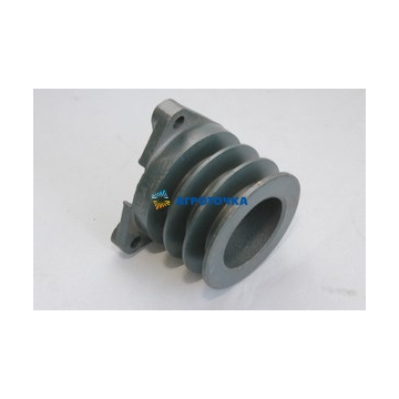 Шкив двигателя 3 ручья (100 мм) R175/180 -