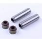 Втулки клапана направляющие (2 шт.) + сальники клапана (2 шт.) 178F -