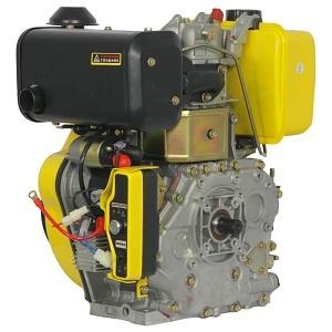 Двигатель дизельный ДВЗ-420 ДШЛЕ