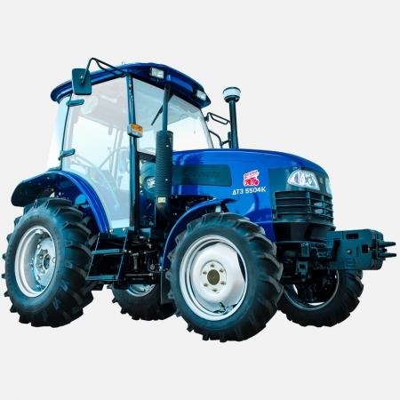 Трактор FT504CN (50 л.с.. 4 цил-ра, 4х4, КПП(8х8), клеса 8,3-20х12,4-28)