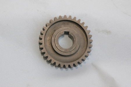 Шестерня тормозная (шпонка) МБ1070/SH-61 (z=32, под шпонку)