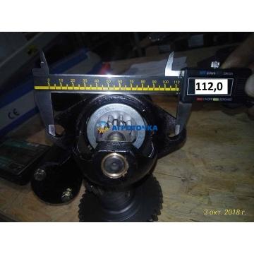 Стартер в сборе редукторный (11 зубов Ø75 мм) R185/190/192/195 -