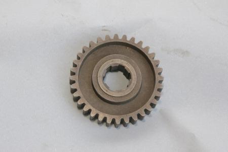 Шестерня тормозная (шлиц) МБ1070/SH-61 (z=32, 6 шлиц)