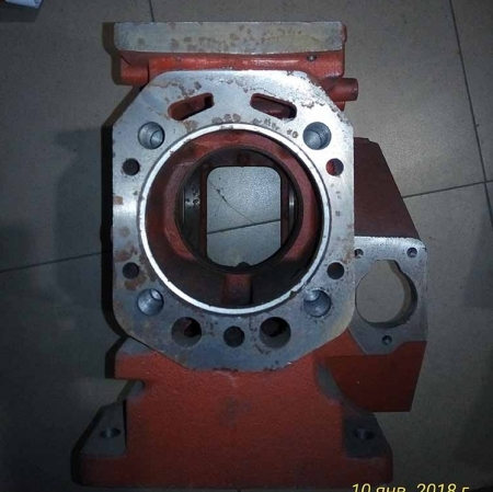 Блок цилиндра R195