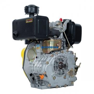 Двигатель дизельный 6 л.с. ДВУ-300ДШЛ (6 шлицов вал 25 мм) -