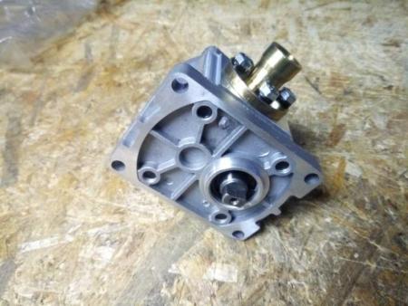 Насос гидравлики (крепление 4 болта) мототрактор