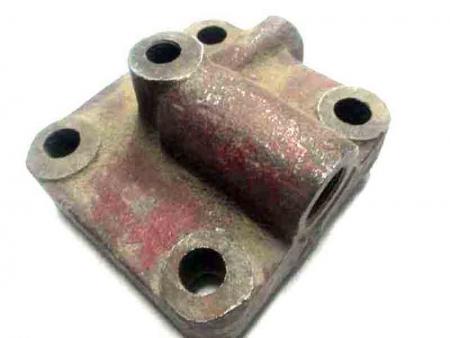Крышка гидроцилиндра 18-55-114-1 Harbin SJ180