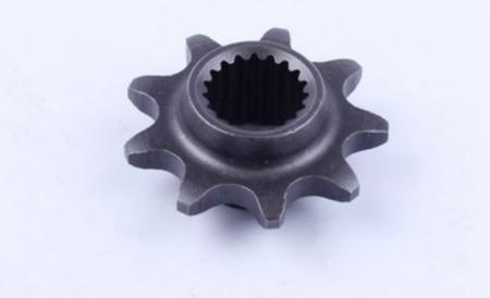 Звездочка входного вала (9 зубов, 19 шлицов) МБ4063Б