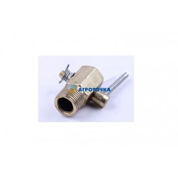 Кран слива охлаждающей жидкости ZS/ZH1100 -