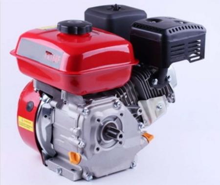 Двигатель бензиновыв 7 л.с. 170F (на коленвале 6 шлицов, Ø 25 мм)