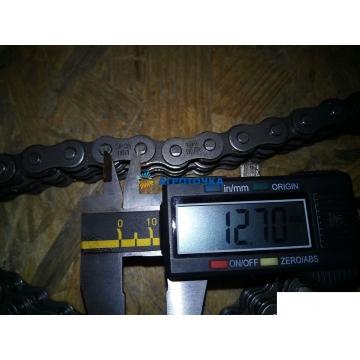 Цепь двухрядная (68 звеньев, шаг 12,7) мототрактора -