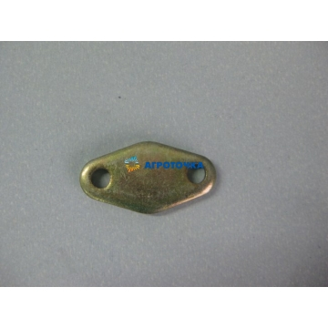 Пластина прижимная форсунки 178F/186F -