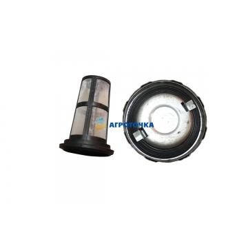 Крышка топливного бака и сетка (потайная горловина) R195 -