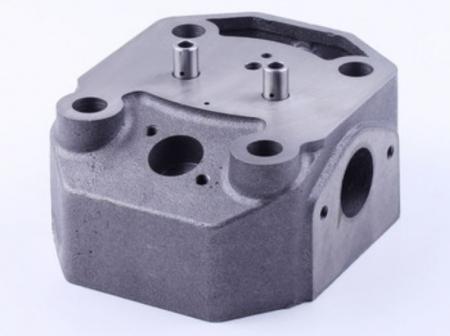 Головка цилиндра ZUBR R195