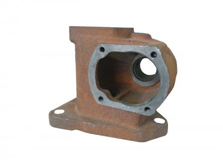 Корпус рулевого механизма (нового обр. 4 отв.140мм/95мм) ХТ120-220