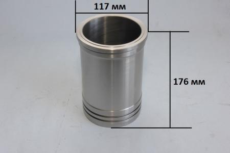 Гильза цилиндра R195 (наружный диаметр 117 мм , L=176 мм)
