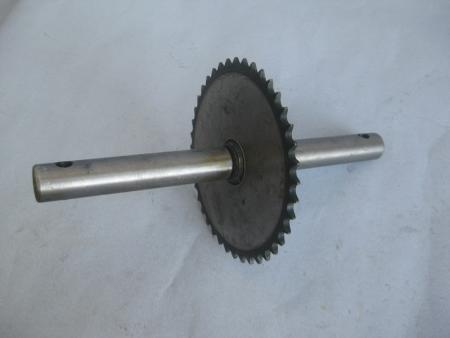 Вал редуктора выходной МК20-1 (d=20 мм)