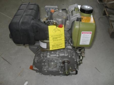 Двигатель дизельный КМ178FS (Kipor 6 л.с.)