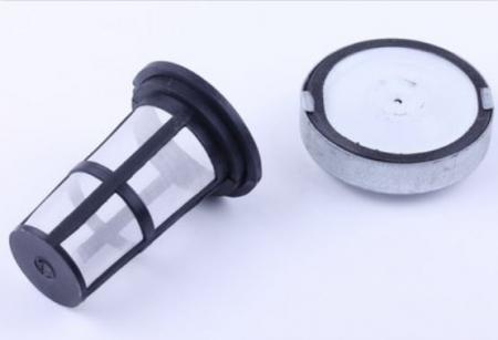 Крышка топливного бака и сетка (выступающая горловина) R185/190/192