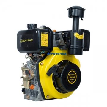 Двигатель дизельный 6 л.с. ДВУ-300Д (шпоночный вал 25 мм) -