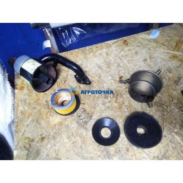 Фильтр воздушный масляного типа с циклоном в сборе R175/180 -