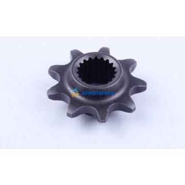 Звездочка входного вала (9 зубов, 19 шлицов) МБ4063Б -