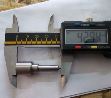 Распылитель форсунки DLLA145P269 ДД15ВЭ (DW150)