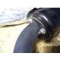 Труба выхлопная с коленом R175/180 -