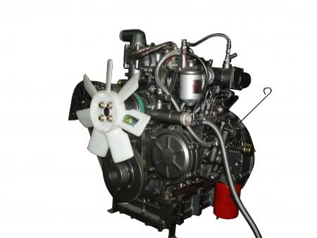 Двигатель в сборе КМ385ВТ
