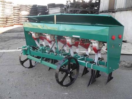 Сеялка зерновая 8 рядная 2BJ-8F