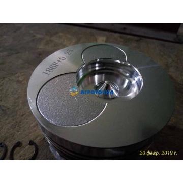 Поршневой комплект (острый конус в форкамере) (86,25 мм) 186F -