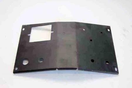 Крышка нижняя панели приборов DF240/244