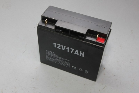 Аккумулятор 12 вольт 18 А/ч 178F/186F