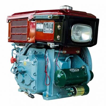 Двигатель дизельный ДД180ВЭ (8 л.с. / эл. стартер)