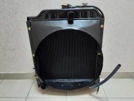 Радиатор ДТЗ504