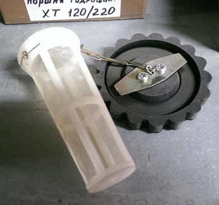 Крышка топливного бака с фильтрующей сеткой ХТ120