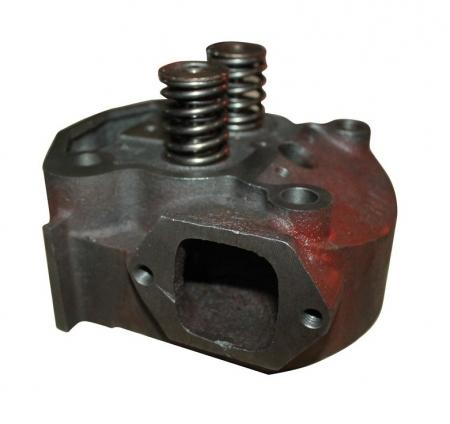 Головка цилиндра в сборе JD16 (DW 160LX)