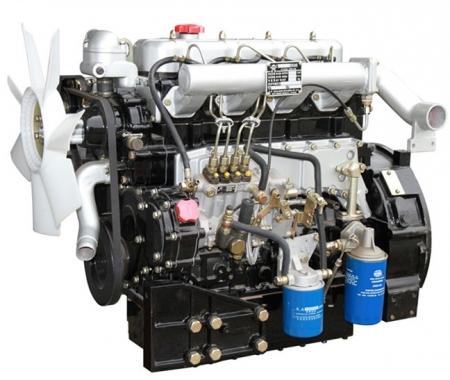 Двигатель в сборе 498ВТ