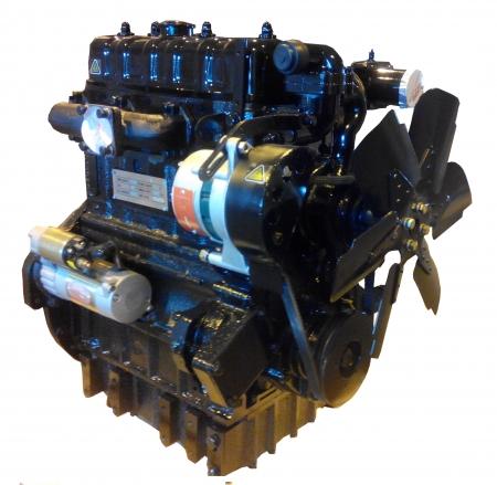 Двигатель в сборе ZN390BT