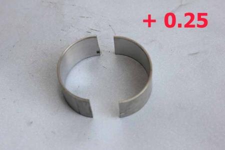 Вкладыши шатуна R190 (0,25)