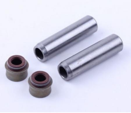 Втулки клапана направляющие (2 шт.) + сальники клапана (2 шт.) 178F