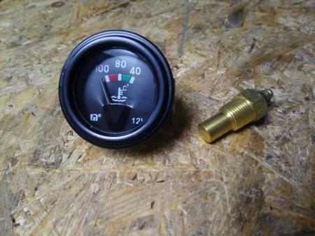 Датчик температуры с указателем на мототрактор