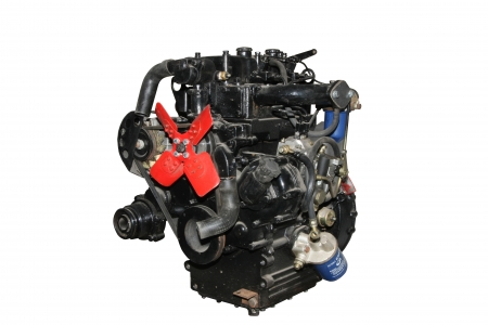 Двигатель в сборе TY295IT