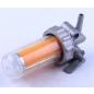 Кран топливный с отстойником (пластик.) R175/180 -