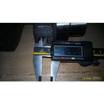 Вал коленчатый (болты М14, высота до шейки 59,57 мм) R195 -