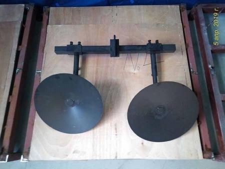 Окучник дисковый Ø 380 мм, регулируемый
