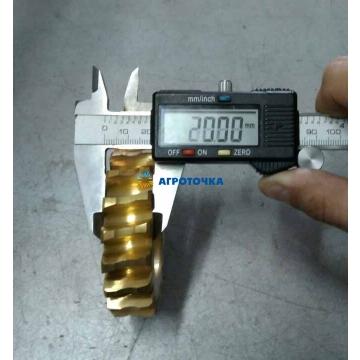 Шестерня в редуктор мотокультиватора Кентавр МК30-3 (19 зубов) -