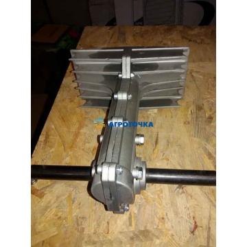 Редуктор в сборе (двигатель Loncin) МК30-3 -