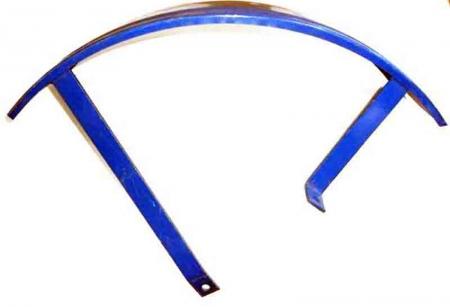 Крыло левое переднее синее XT220 18.31.102