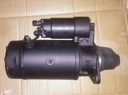 Стартер в сборе прямой (11 зубов Ø68 мм, QD131C 2,8 кВт) R185/190/192/195